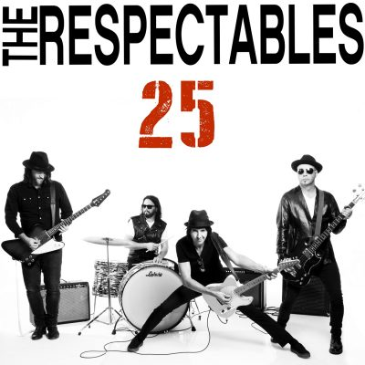 Tournée 25e anniversaire The Respectables
