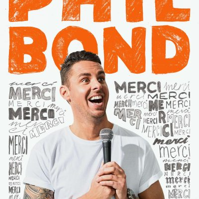 Merci Phil Bond (Octobre 2019)