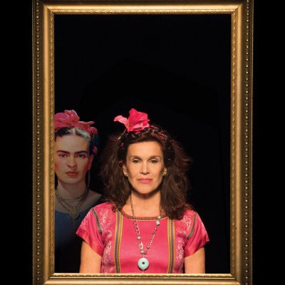 SPECTACLE ANNULÉE Frida Kahlo Sophie Faucher
