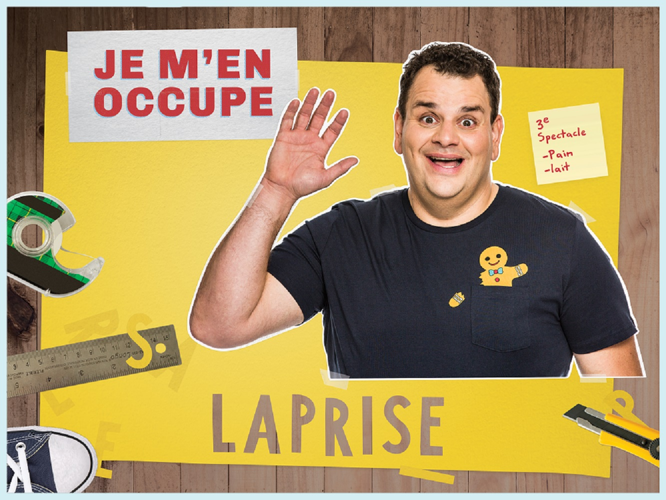 Je m'en occupe !