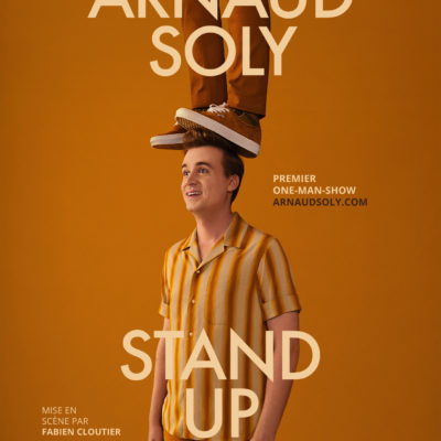 Arnaud Soly Stand up
